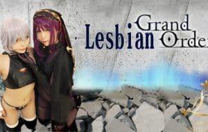 Lesbian Grand Oder イベレイヤー2人が絡み合う!汁まみれ、口ふさぎ、刺激、おもらし、やりたい放題!