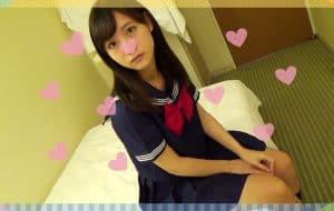 FC2-PPV-940325【極限カワイイ】SSS級制服美少女18歳あやちゃんビジホ円光【薄毛ま○こ】