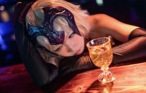 Fate Grand Order 黑贞德 聖夜の晚餐